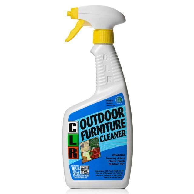 shop jelmar of-26 26 oz c-l-r outdoor furniture cleaner - white