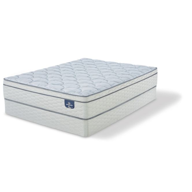 Serta Faircrest 11 5 Inch Eurotop Twin Xl Size Mattress Free Shipping Today 23965627