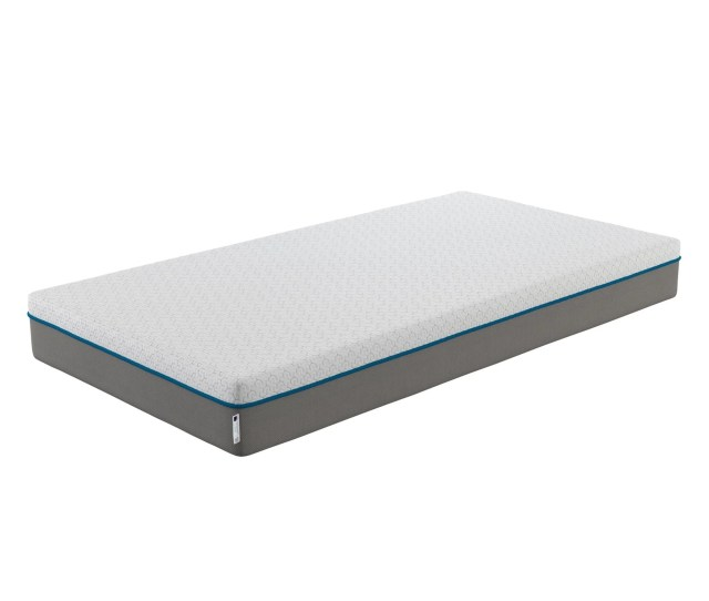 Avenue Greene Serene 8 Inch Charcoal Gel Memory Foam Mattress Twin N A