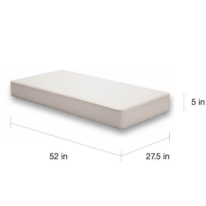 Dhp Safety First Heavenly Dreams Crib Mattress Free Shipping Today 16656448