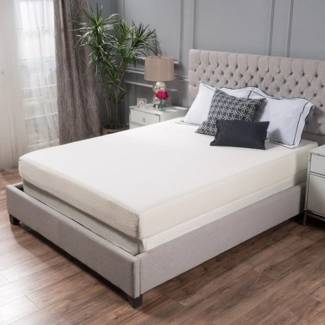 Christopher Knight Home Choice Memory Foam 8 Inch Queen Size Mattress Free Shipping Today 16815301