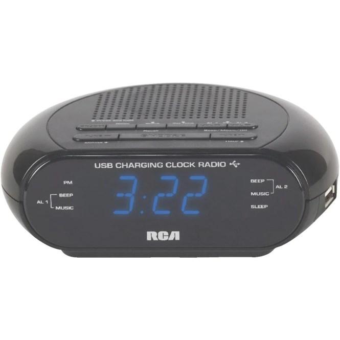 Rca Clock Radio Cd Player Manuals