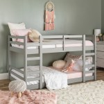 Taylor Olive Browning Twin Solid Pine Low Bunk Bed Overstock 25483395