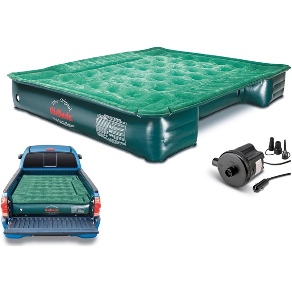 Airbedz Lite Ppi Pv203c Mid Size 6 Truck Bed Air Mattress With 12 Volt Portable Pump Free Shipping Today 17232184