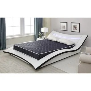 6 Inch Twin Size Foam Mattress With Water Resistant Cover