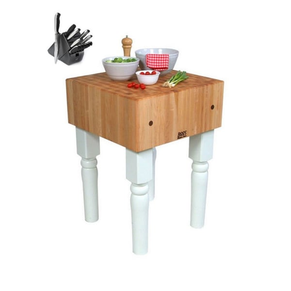 Butcher Set Knife Block Best