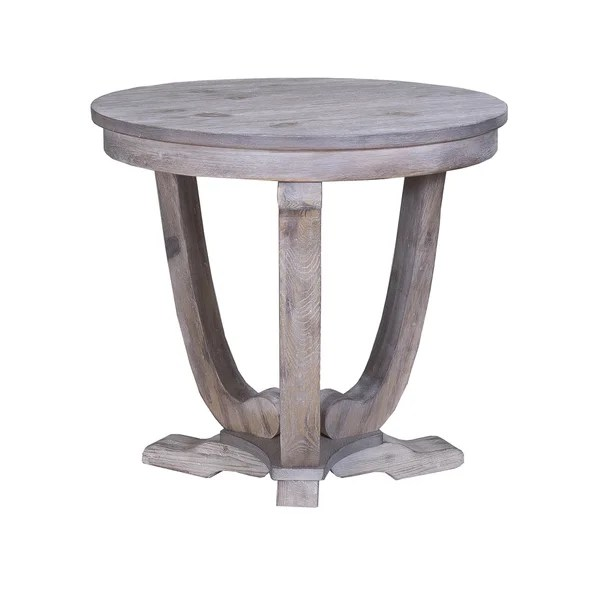 Half Moon Accent Table