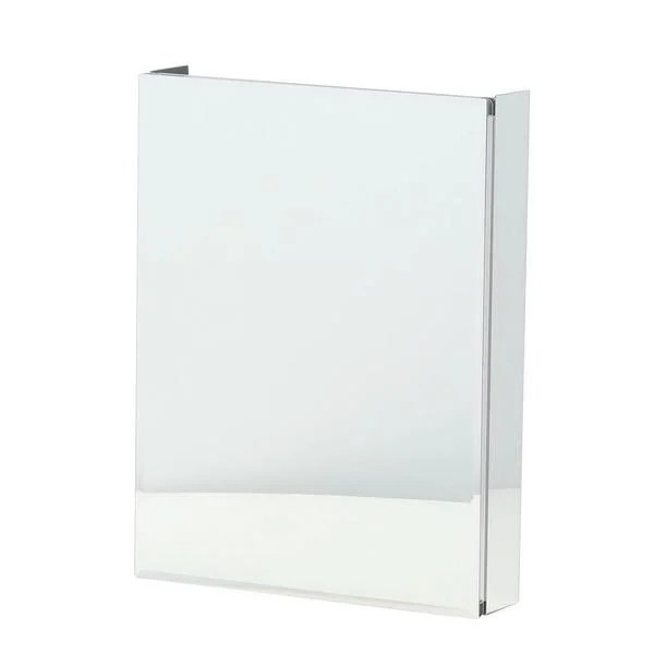 Frosted Mirror Recessed Medicine Cabinet