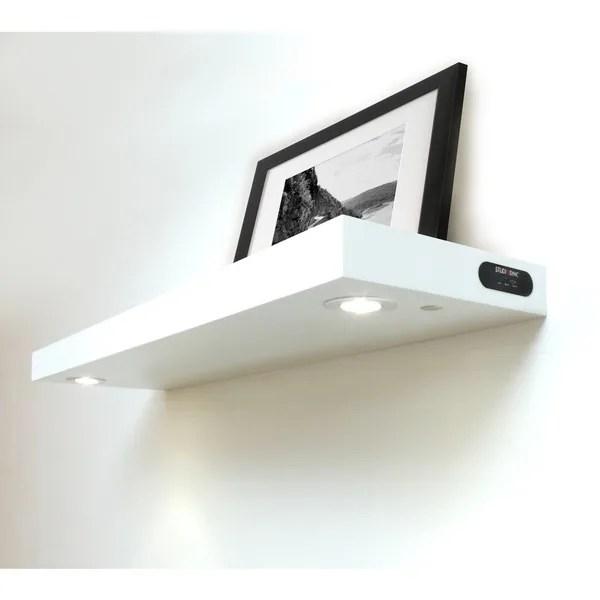 Floating Shelves Led Lights