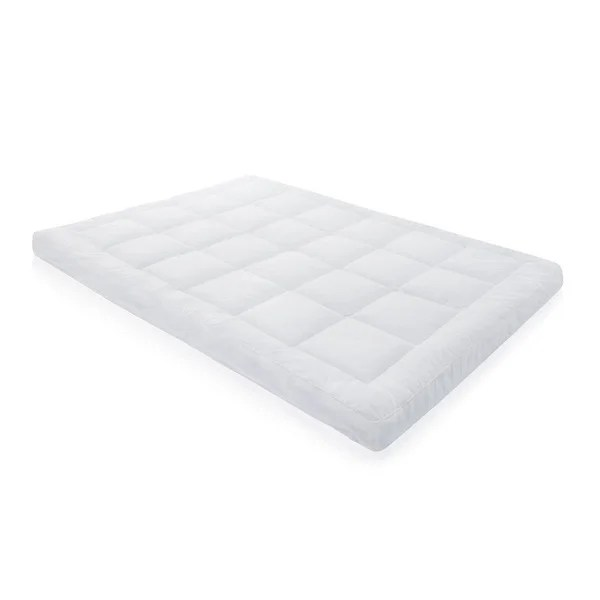 Lucid Flippable 4 Inch Gel Memory Foam Mattress Topper With Down Alternative Cover Free Shipping Today 17915335