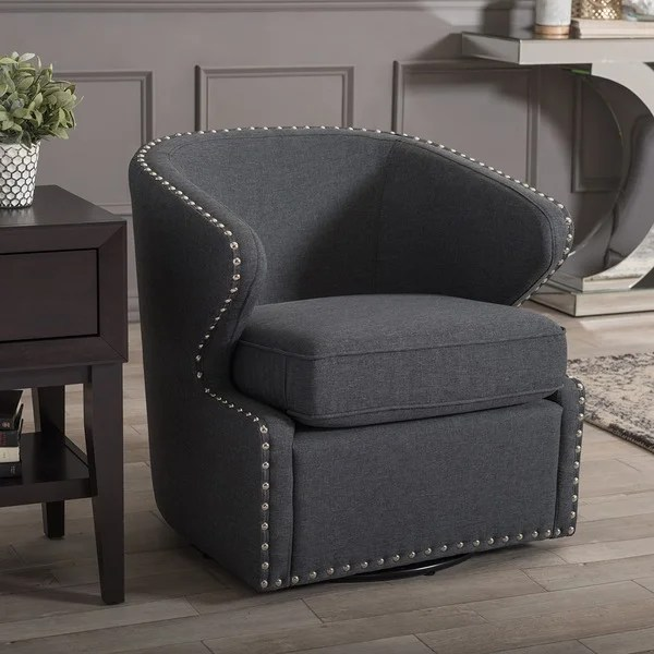 Swivel Arm Chairs Living Room