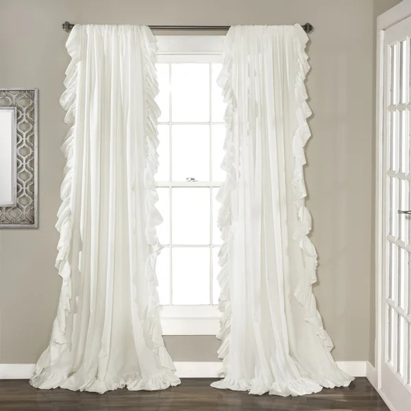 Lush Decor Reyna Curtain Panel Pair 18338152 Shopping Great Deals On Lush