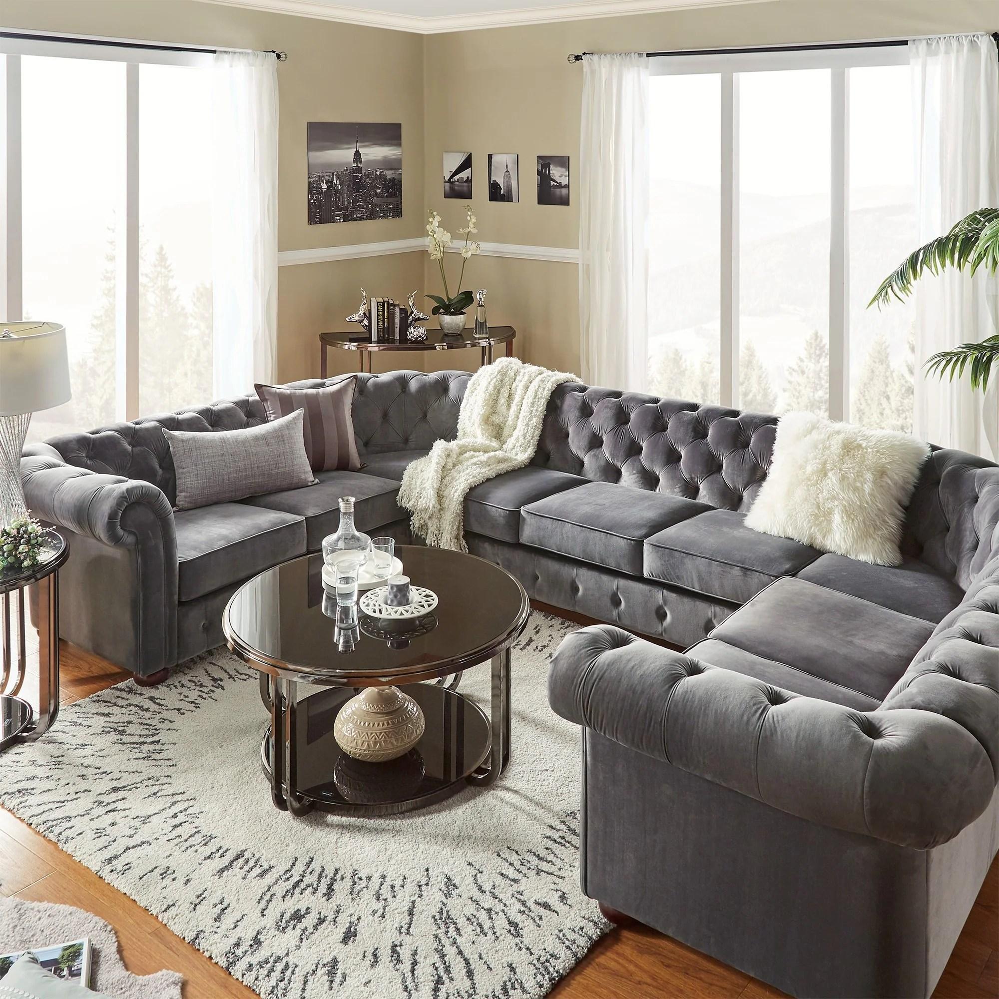 Buy Vintage Living Room Furniture Sets Online At Overstock