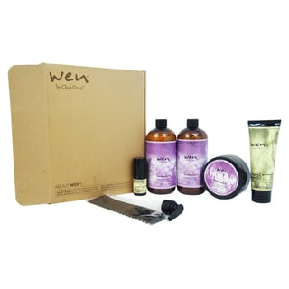 wen fig healthy hair 5 piece kit overstock shopping big discounts on wen hair