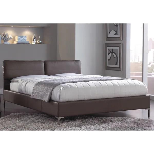 Shop Aurora Platform Bed With Adjustable Headboard