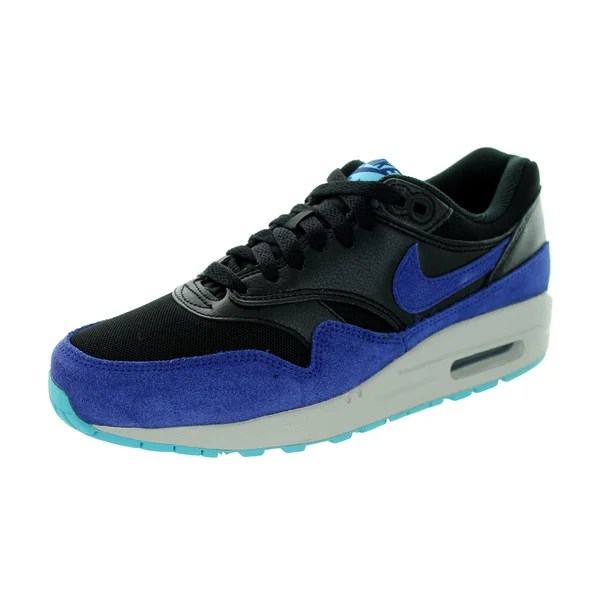 free shipping nike wmns air max 1 essential royal blau ...
