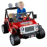 Power Wheels Jeep Wrangler Overstock 12360671