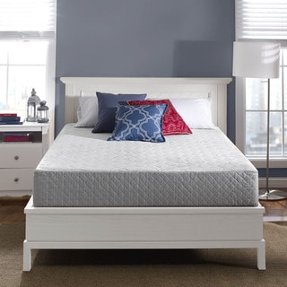 Serta 10 Inch Queen Size Gel Memory Foam Mattress