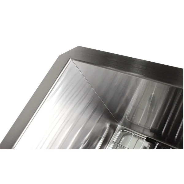 ariel 32 undermount stainless steel