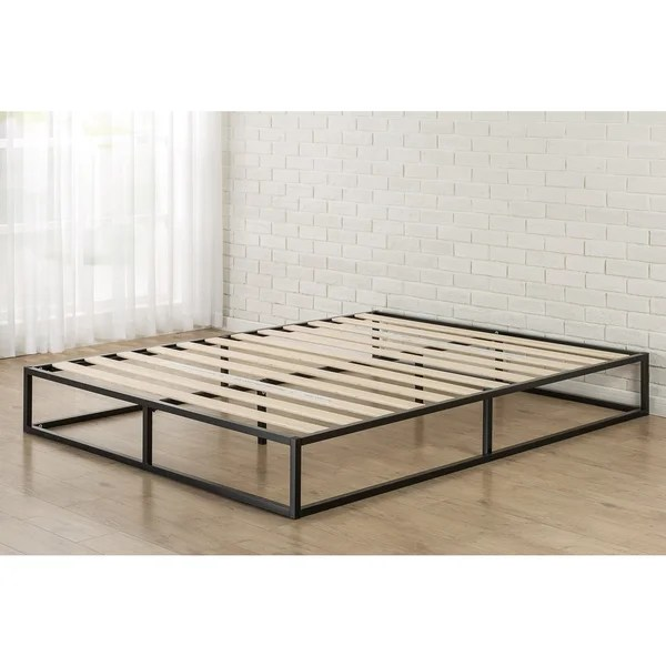 Priage By Zinus 10 Inch Full Size Metal Platform Bed Frame