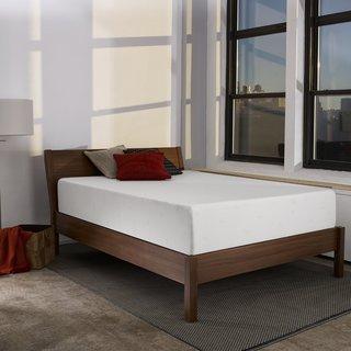 Sleep Innovations Shiloh 12 Inch Cal King Size Memory Foam Mattress