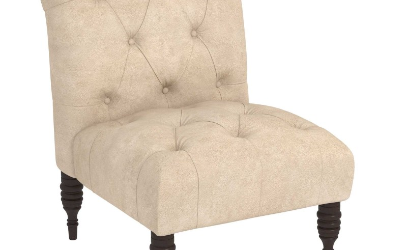 Super Microsuede Accent Chair Beauty Within Clinic Machost Co Dining Chair Design Ideas Machostcouk