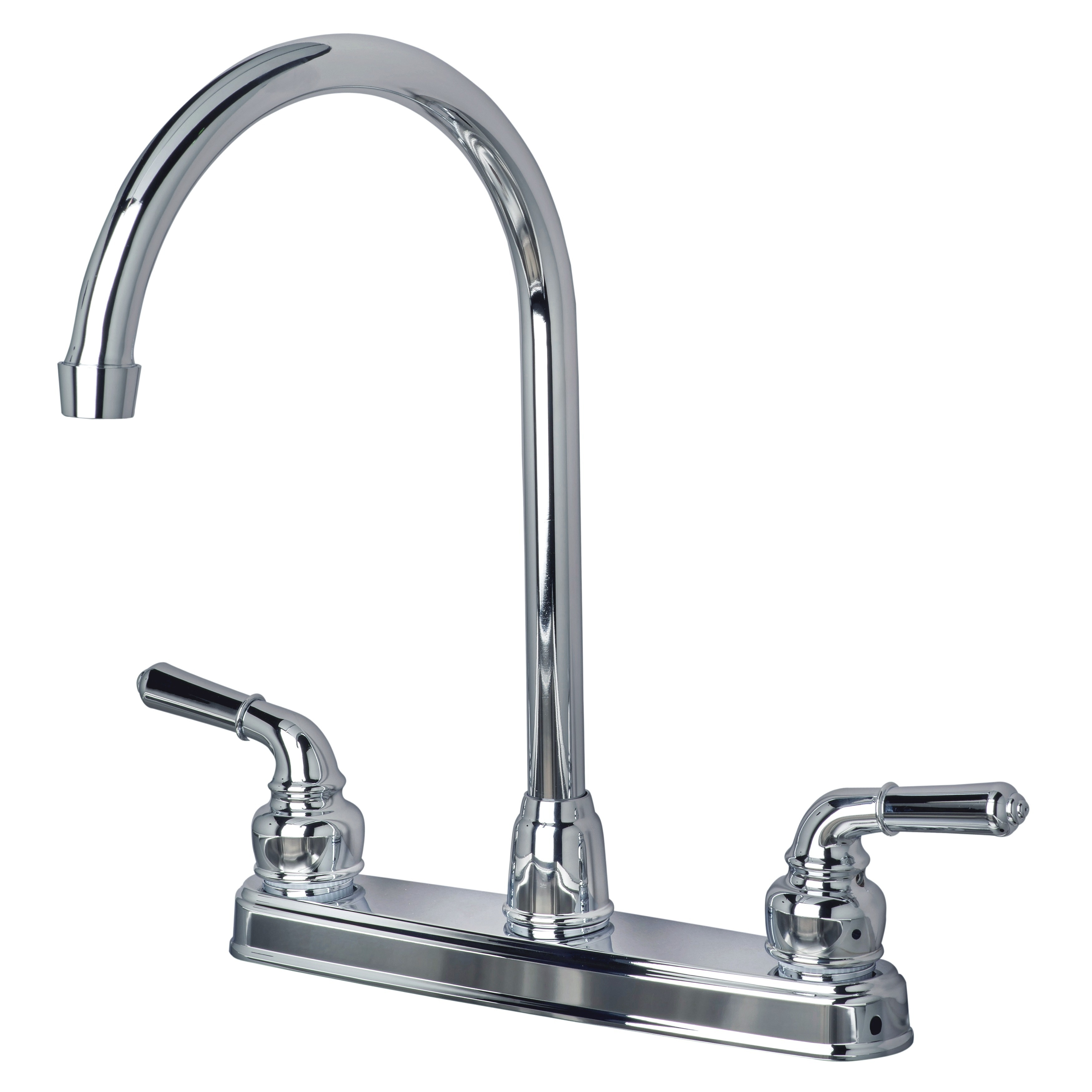 builders shoppe 1201 rv mobile home replacement high arc swivel kitchen faucet