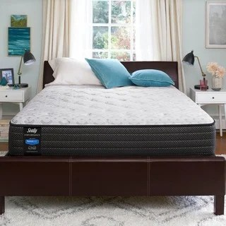 Sealy Response Performance 12 Inch Cushion Firm King Size Mattress Set