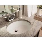 Shop Black Friday Deals On 19 3 8 Inch European Style Oval Shape Porcelain Ceramic Bathroom Undermount Sink On Sale Overstock 16604166