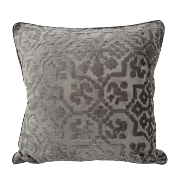 Small Velvet Pillow Decorative Throw
