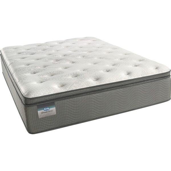 Simmons Beautysleep Dana Point Pillow Top 14 Inch Queen Size Plush Mattress