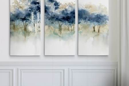 how to hang a canvas painting » Electronic Wallpaper | Electronic ...
