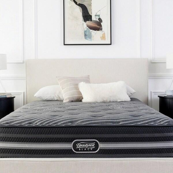 Beautyrest Black Mariela 15 Inch Medium Firm King Size Mattress Free Shipping Today 24298786