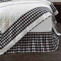 Annie Buffalo Check Bed Skirt