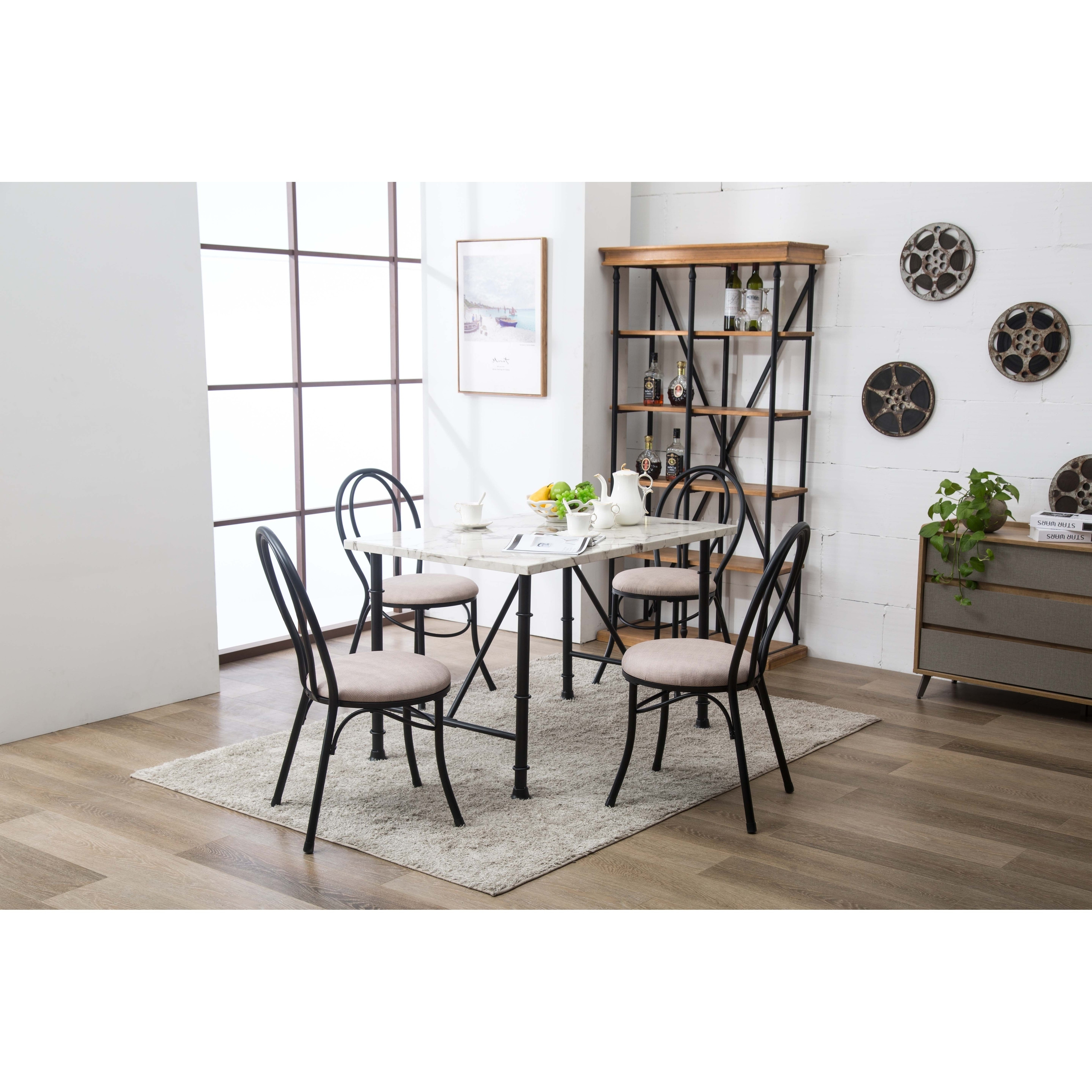 buy 5 piece sets standard height kitchen dining room on dining room sets on clearance id=60916