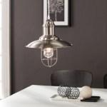 Shop Black Friday Deals On Carbon Loft Solling Brushed Nickel Industrial Cage Pendant Light Overstock 20168092