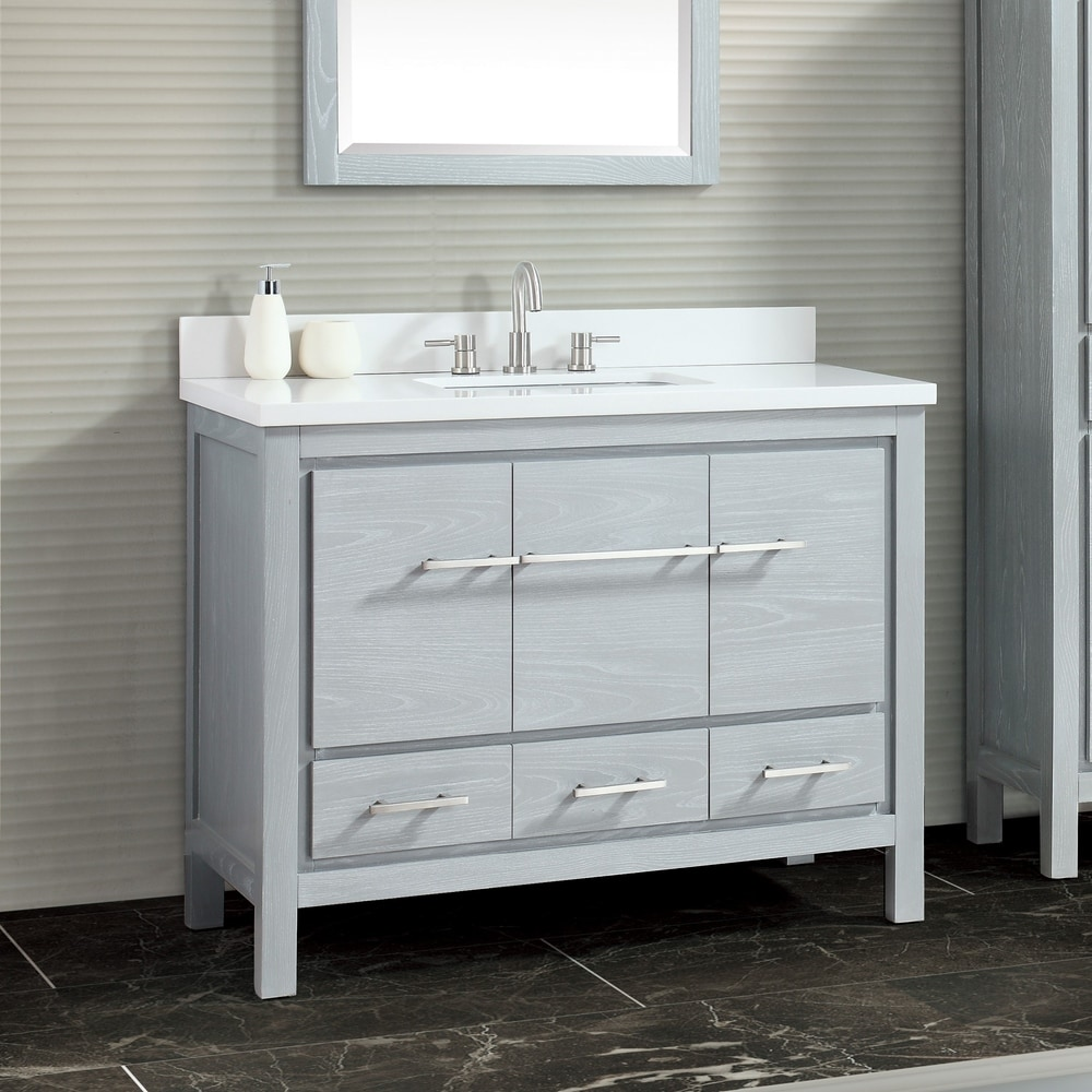 buy 43 inch bathroom vanities vanity