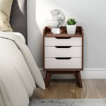 Buy Size 3 Drawer Nightstands Bedside Tables Online At