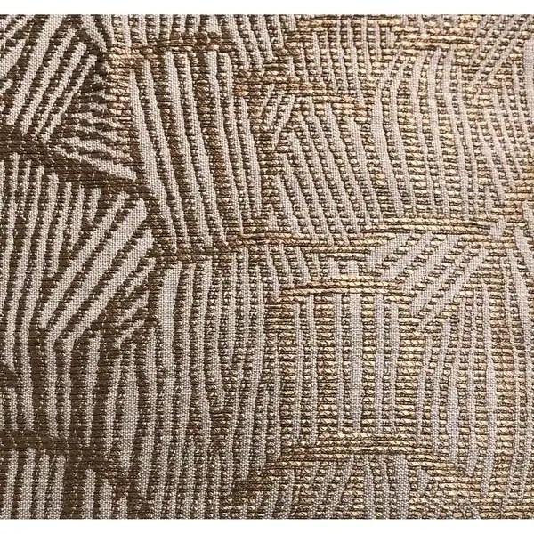 plutus metallic bronze luxury decorative throw pillow