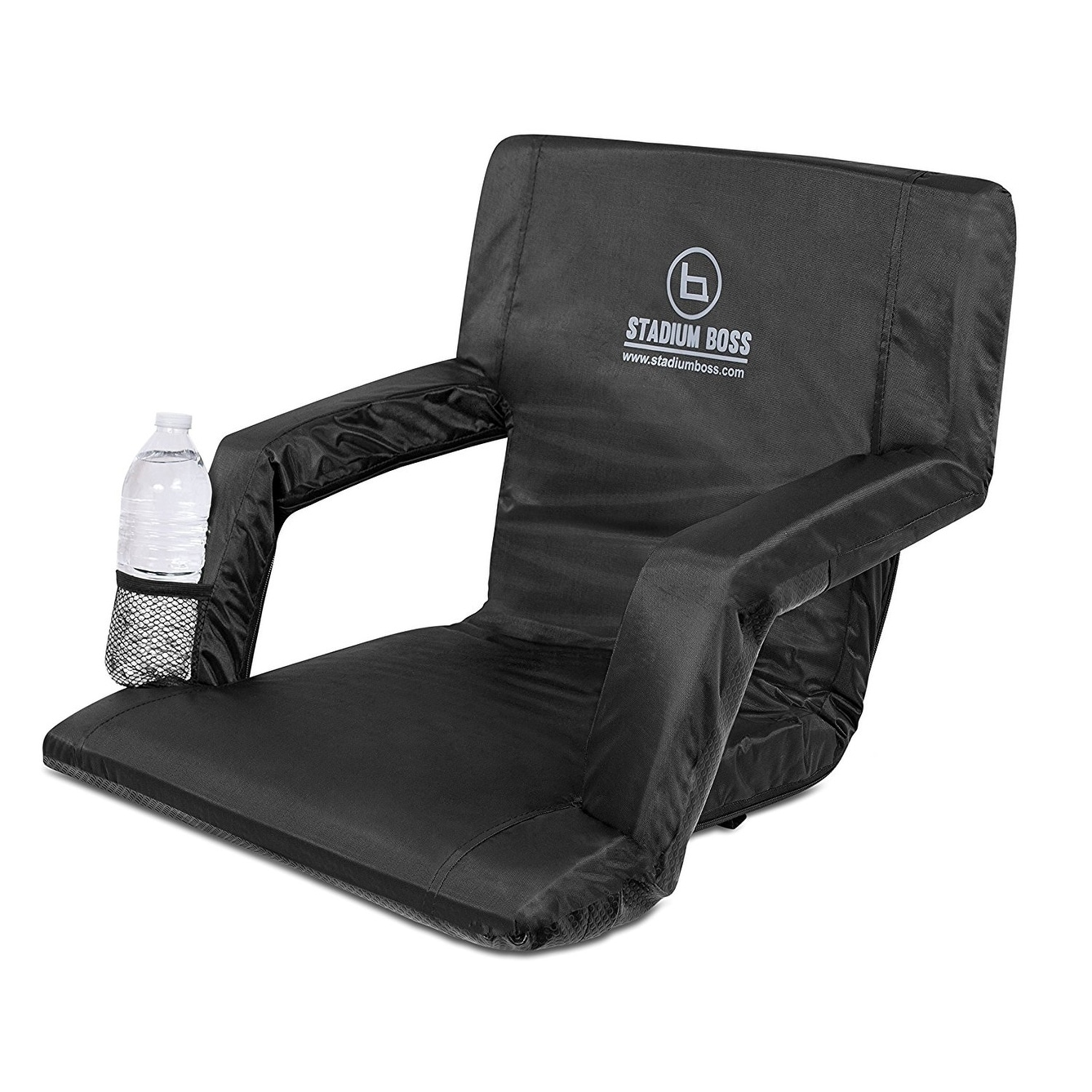 Wide Stadium Seats Chairs For Bleachers Or Benches Padded Cushion Backs Portable Sporting Goods Other Outdoor Sports