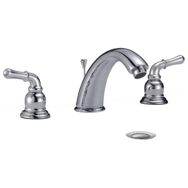 dionna widespread 3 hole bathroom sink faucet
