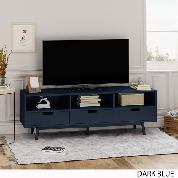 Shop Ossian Modern Wooden Tv Stand By Christopher Knight Home Overstock 21134011