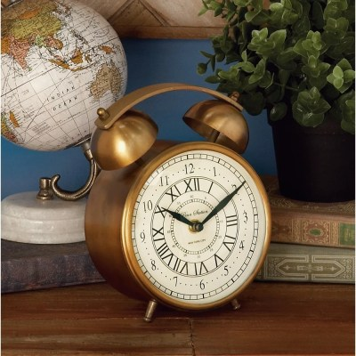 Vintage Alarm Clock Home Decor