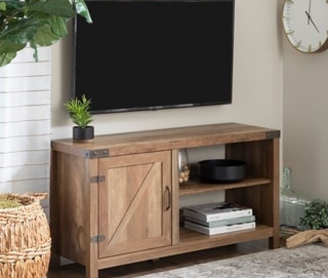 Buy Country Tv Stands Entertainment Centers Online At Overstock Com Our Best Living Room Furniture Deals