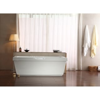 Under 60 Inches Bathtubs For Less Overstock
