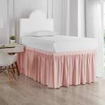 Twin Xl 30 Inch Drop 3 Panel Bed Skirt Overstock 21852733