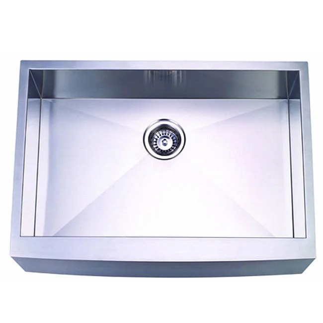 Shop Farmhouse 30 Inch Stainless Steel Undermount Kitchen