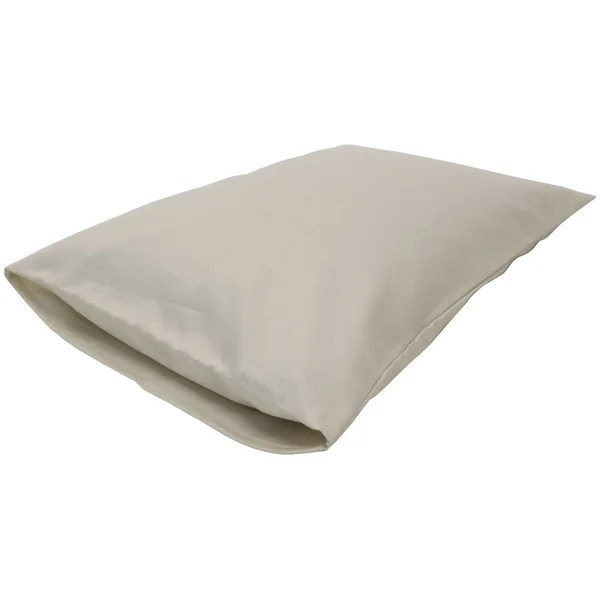 Wheat Dreamz Pillowcases 100 Natural Cotton Fit Standard Queen King
