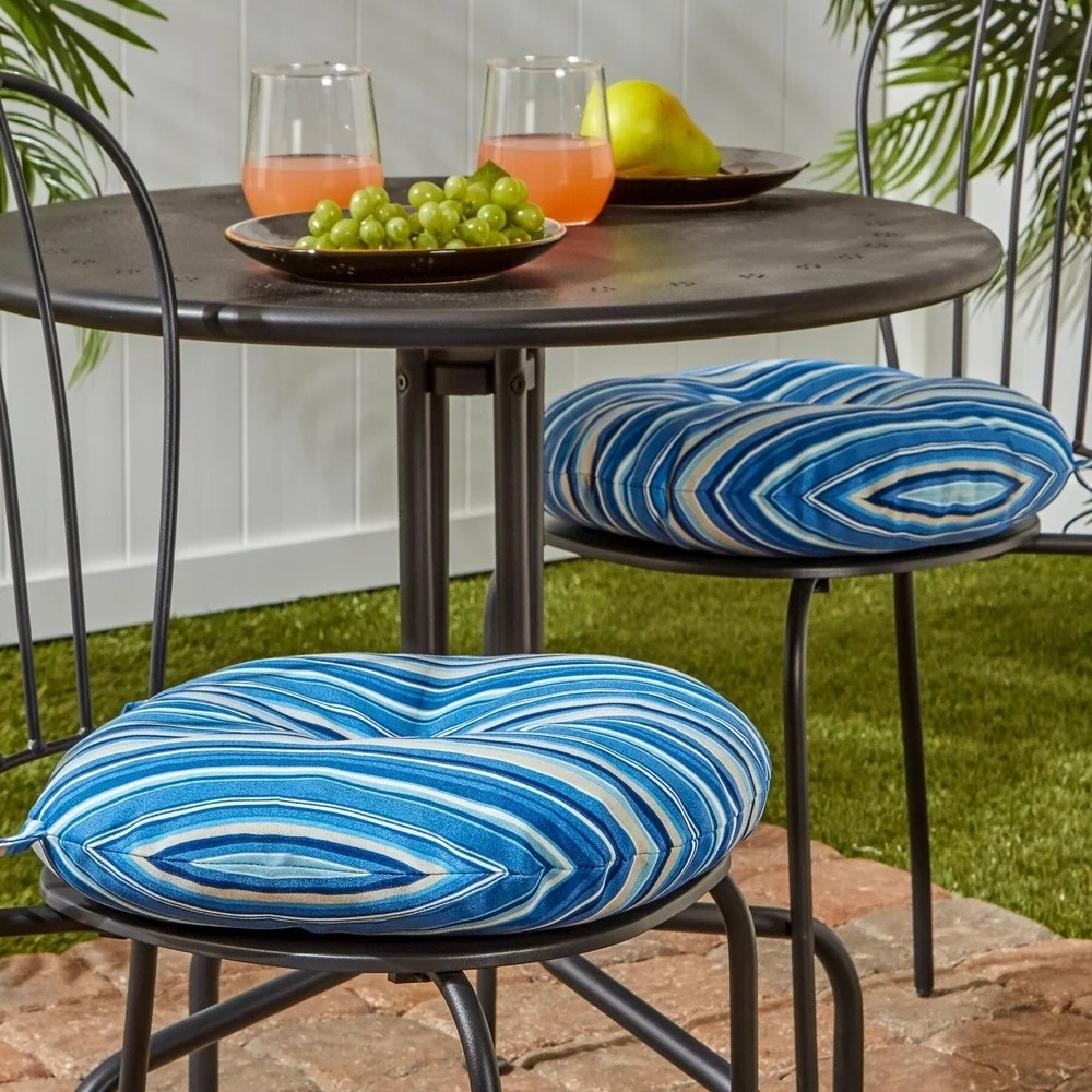 buy round outdoor cushions pillows