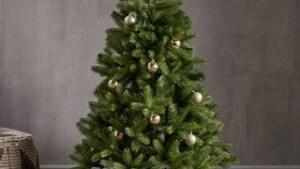 Shop 45 Foot Mixed Spruce Pre Lit String Light Or Unlit